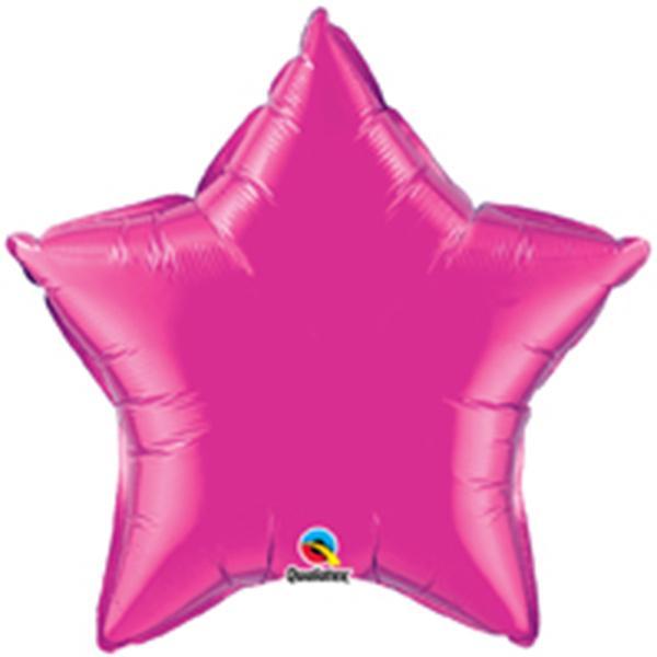 Sternballon Pink
