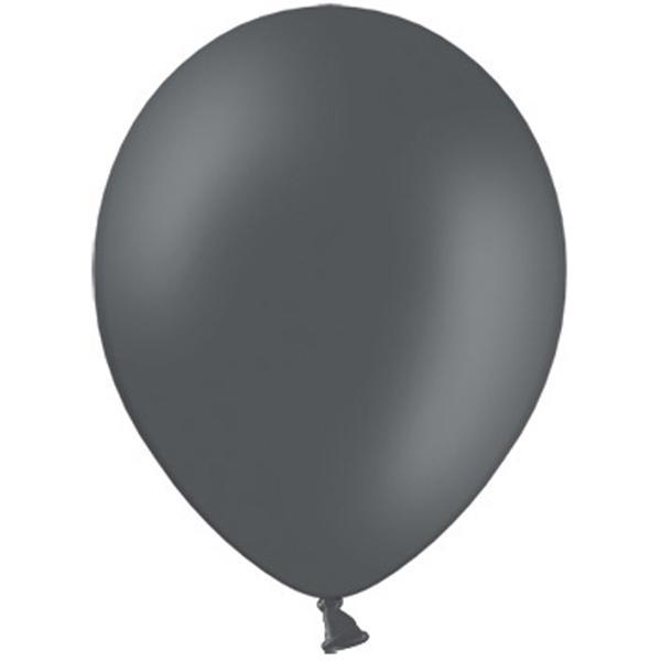 Luftballon Grau
