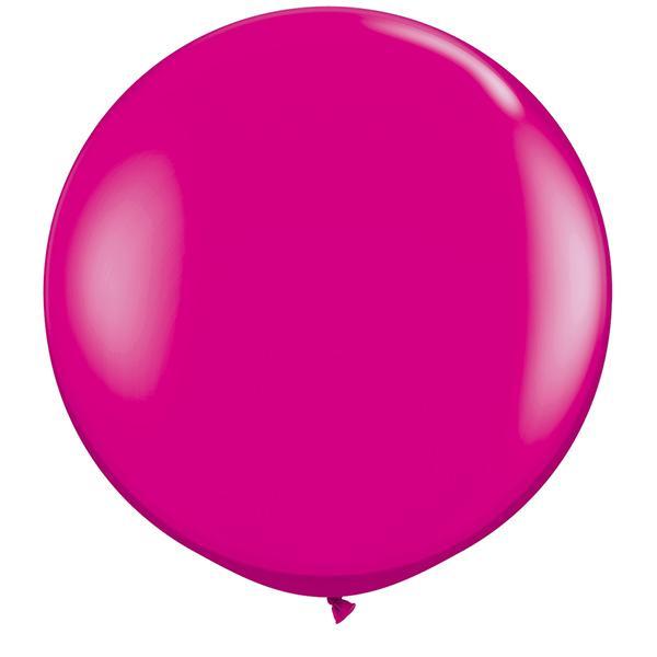 Riesenballon pink