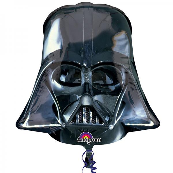 Star Wars Darth Vader Helm Folienballon