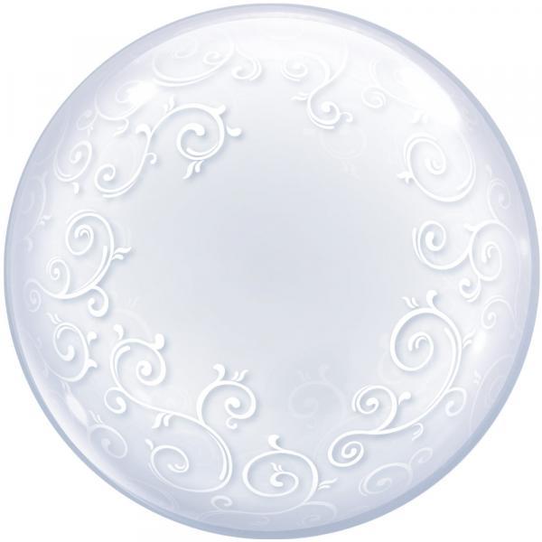 Bubble Ballon Filigran