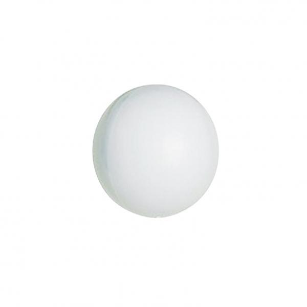 Kugelballlon weiß