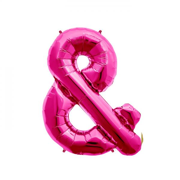 & Ballon Pink