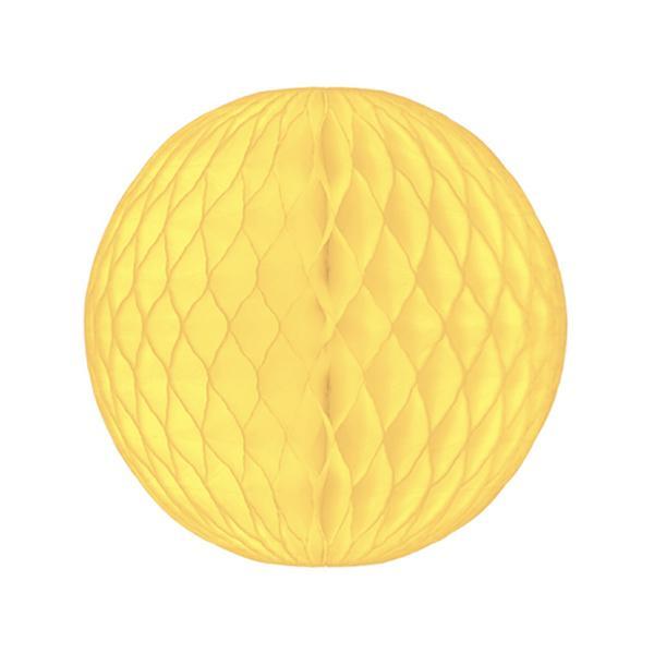 Wabenball Gelb