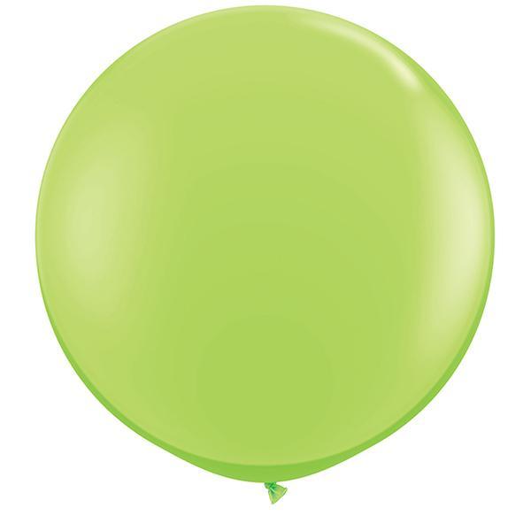 Riesenballon hellgrün