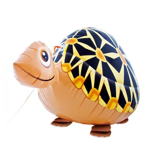 Schildkröte Folienballon Airwalker