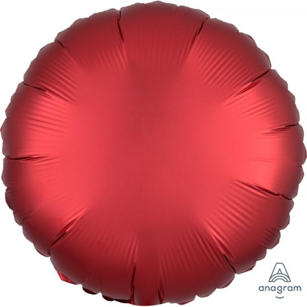 Ballon Chrome Rot