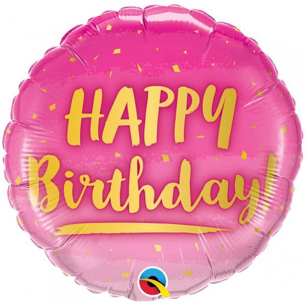 Happy Birthday Rosa Ballon