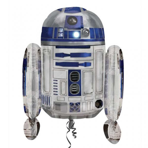 R2D2 Star Wars Folienballon