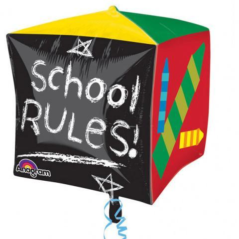 Ballon zum Schulanfang