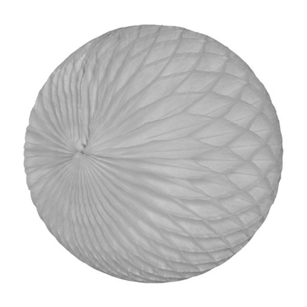Wabenball Grau 36cm