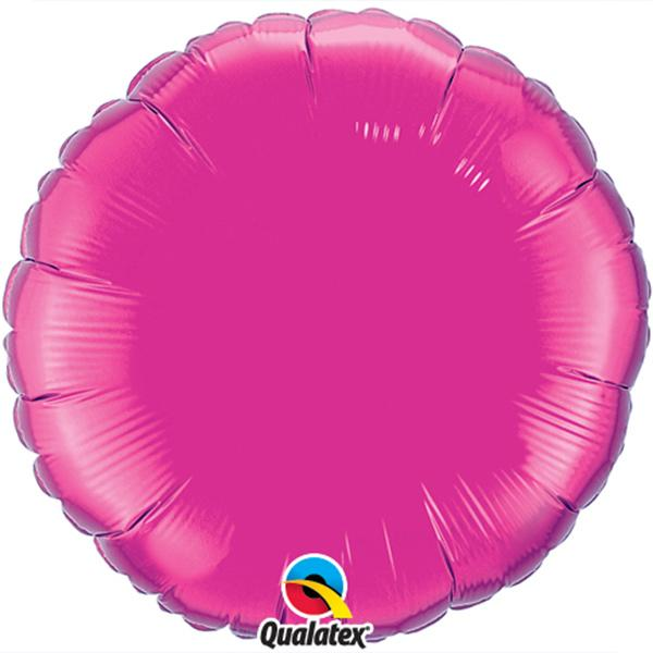 Folienballon Pink