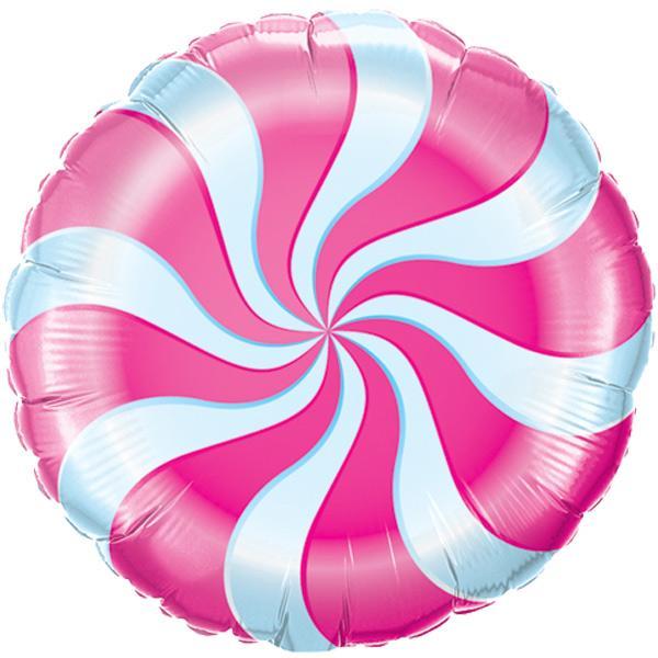 Candy Ballon rosa