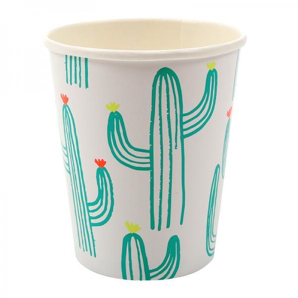 Kaktus Partybecher