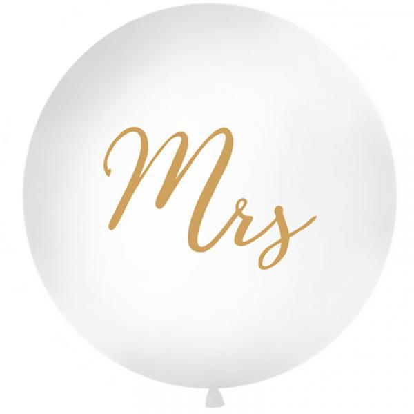 Riesenballon Mrs