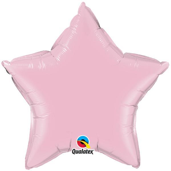 Sternballon Rosa