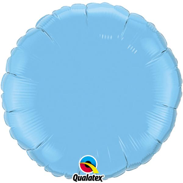 Ballon Hellblau
