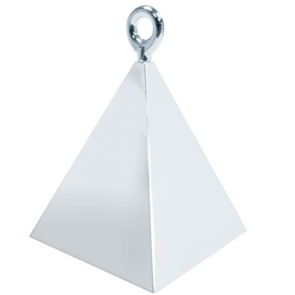 silber-Pyramiden_ballongewicht
