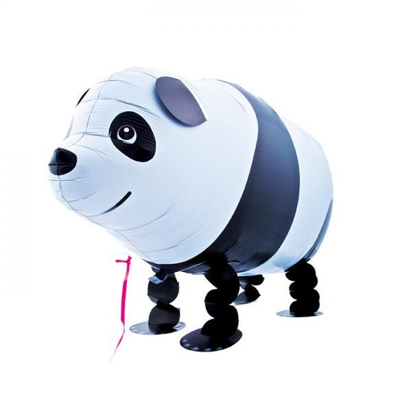 Panda Folienballon Airwalker