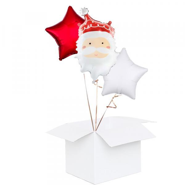 Ballonbox Merry Christmas