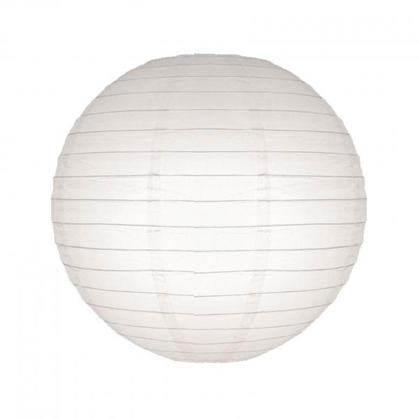 Lampion weiß 35cm