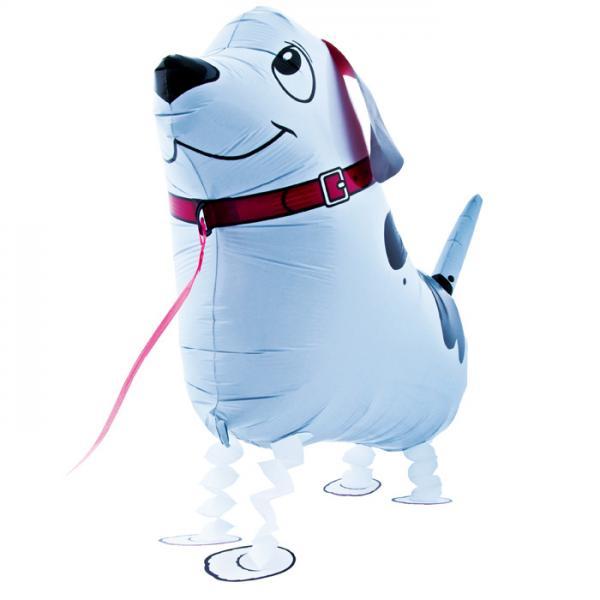 Dalmatiner Hund Folienballon Airwalker