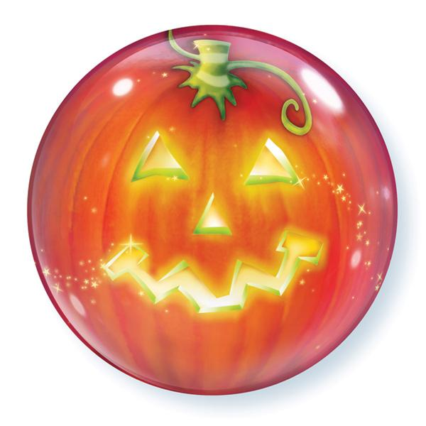 Halloween Magical Jack Bubble Ballon