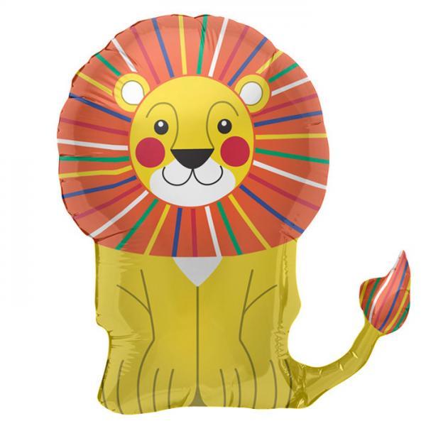 Löwe Folienballon
