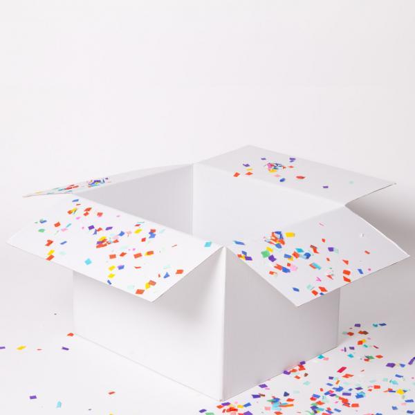 Ballongeschenkbox