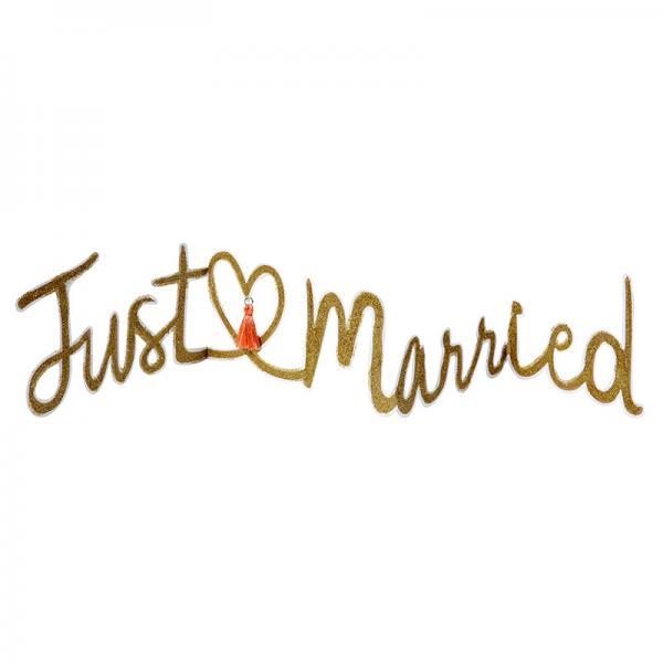 just married karte
