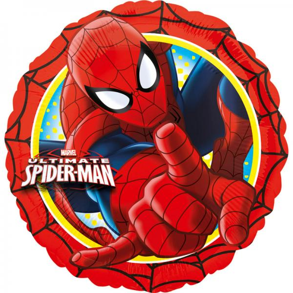 Spider Man Folienballon