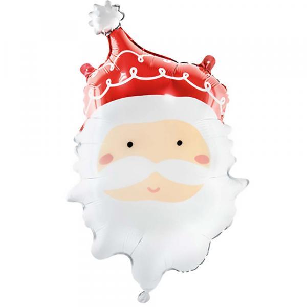 Weihnachtsmann Folienballon