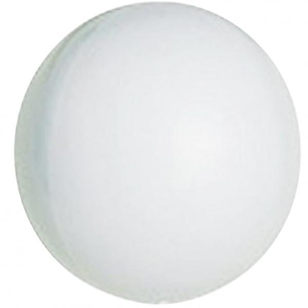 Kugelballon Weiß