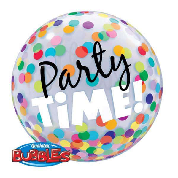 Party Konfetti Ballon