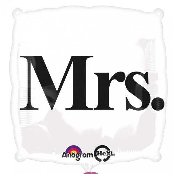Mrs. Folienballon