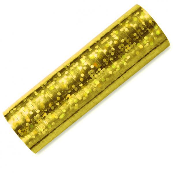 Luftschlagen GOld Metallic