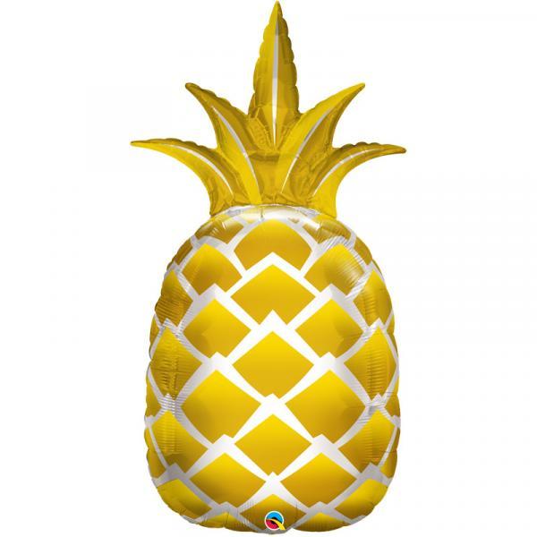 Ananas Ballon XXL