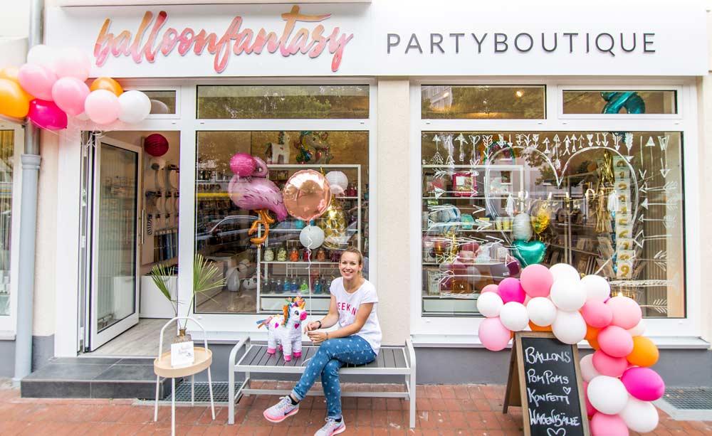 Store Hannover Balloon Fantasy Partyboutique