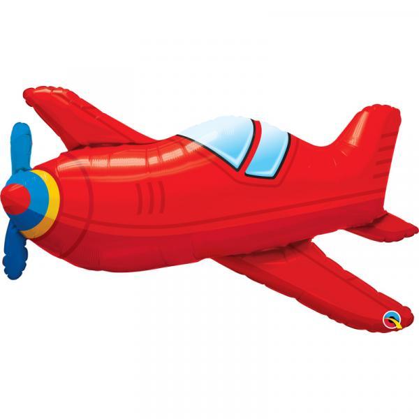 flugzeug ballon