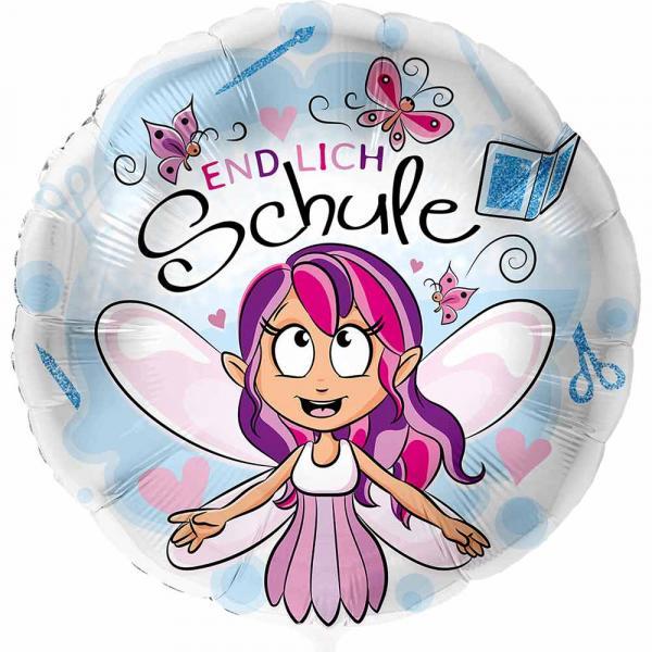 Fee Endlich Schule Folienballon