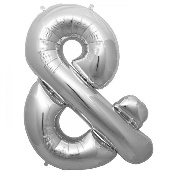 """Ballon """"&"""" Zeichen"""