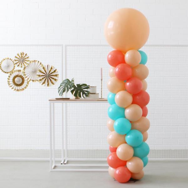 Ballonsäule