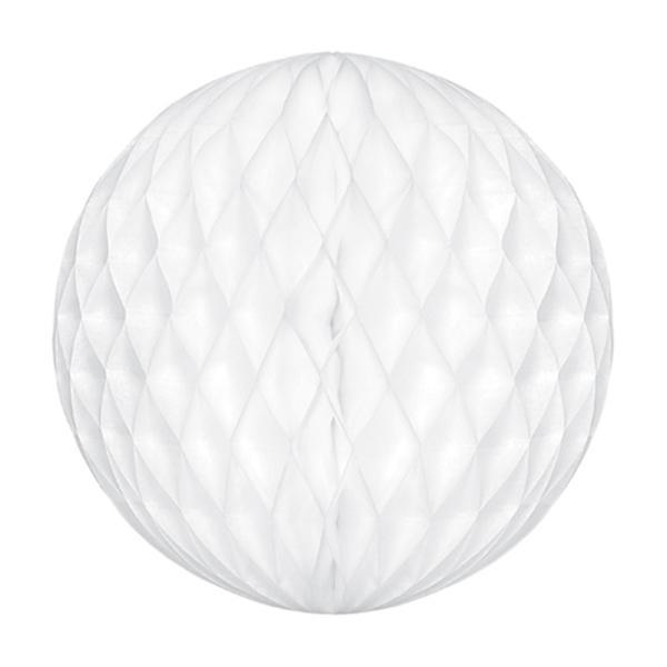 Wabenball Weiß