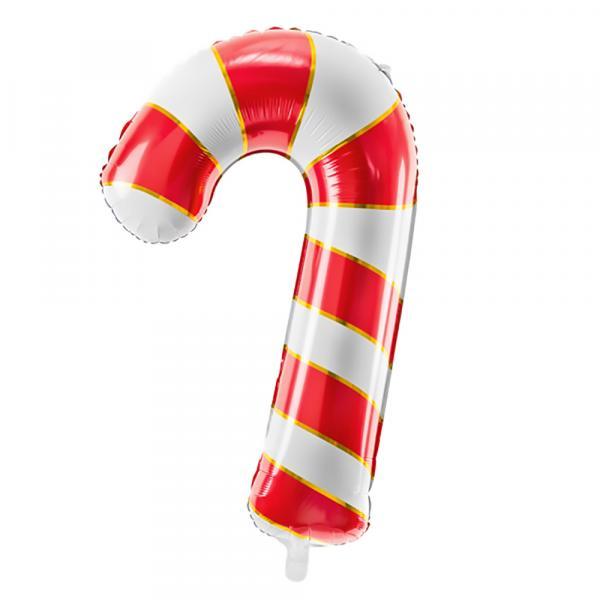 Zuckerstange Folienballon