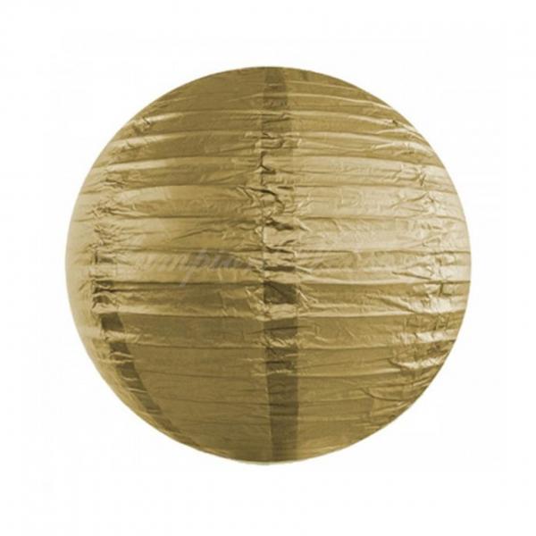 Lampion Gold 35cm