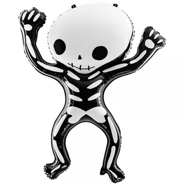 Skelett Ballon