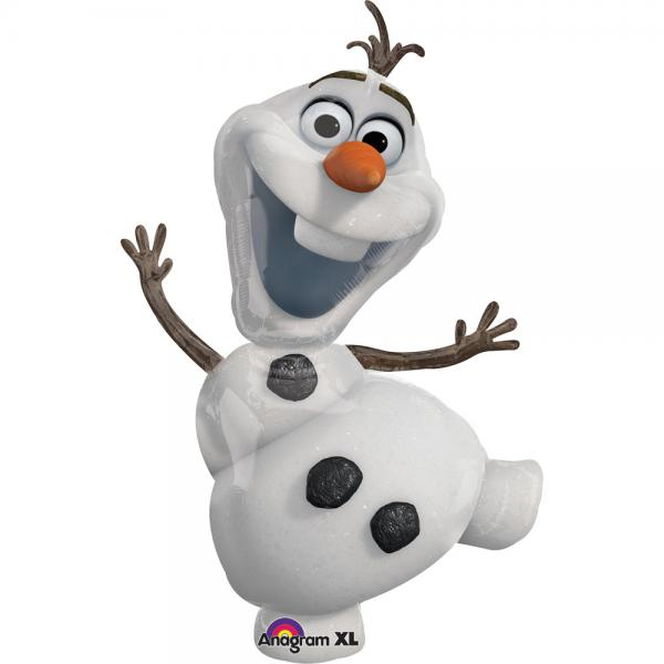 Disney Eiskönigin Frozen Olaf Folienballon