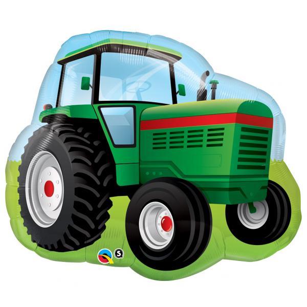 Traktor Folienballon