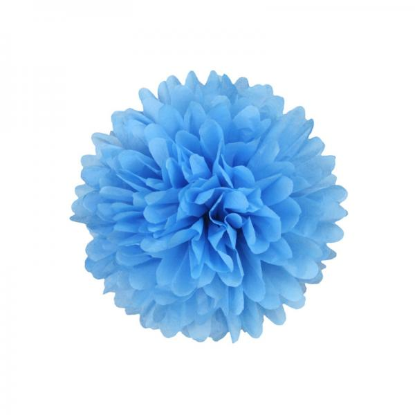 PomPom Pacific Blue