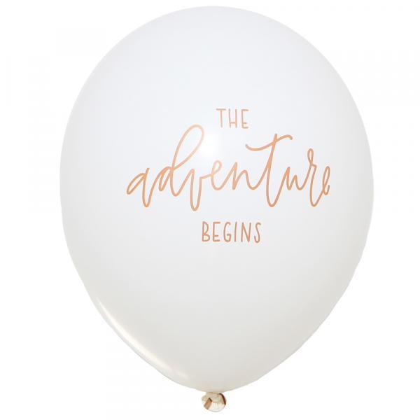 Luftballon the adventure begins